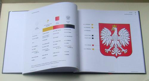 część 1 - księga herbu, karta kolorów