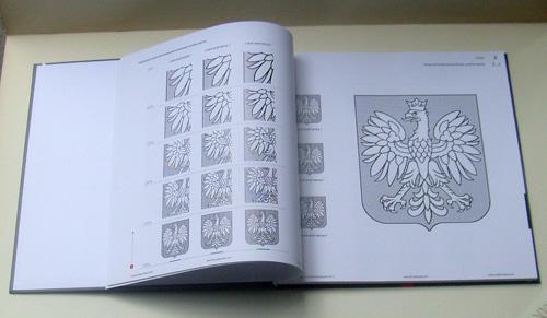 część 1 - księga herbu, karta wersji szrafowanej