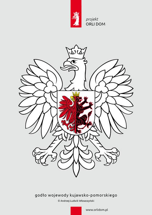godło wojewody kujawsko-pomorskiego
