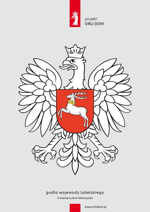 godło wojewody lubelskiego