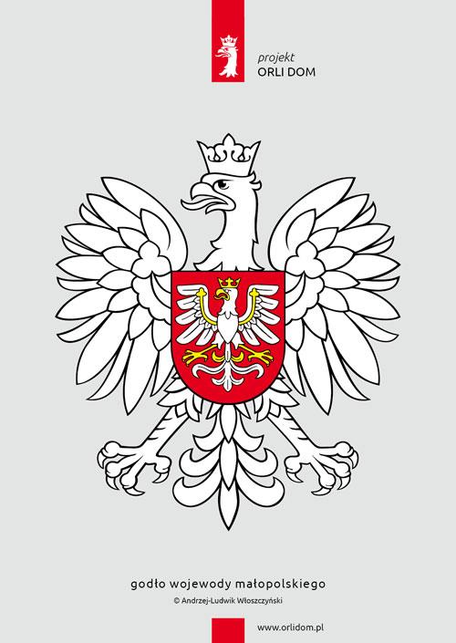 godło wojewody małopolskiego