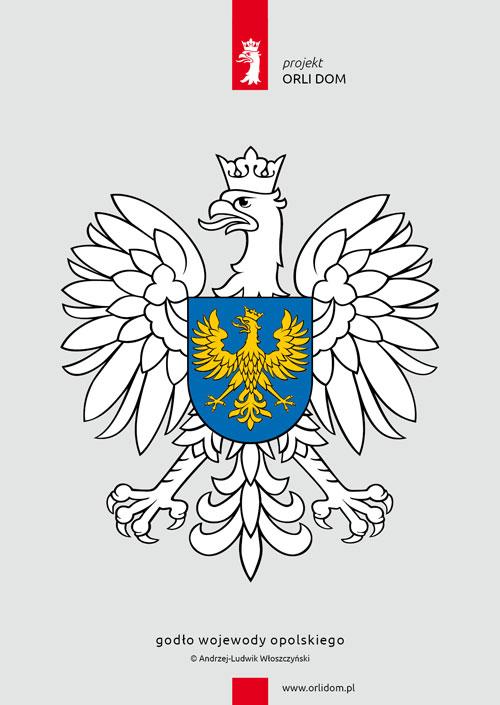 godło wojewody opolskiego