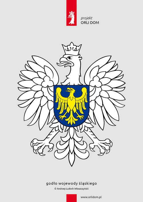 godło wojewody śląskiego