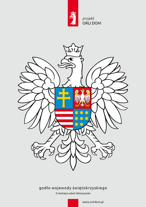 godło wojewody świętokrzyskiego