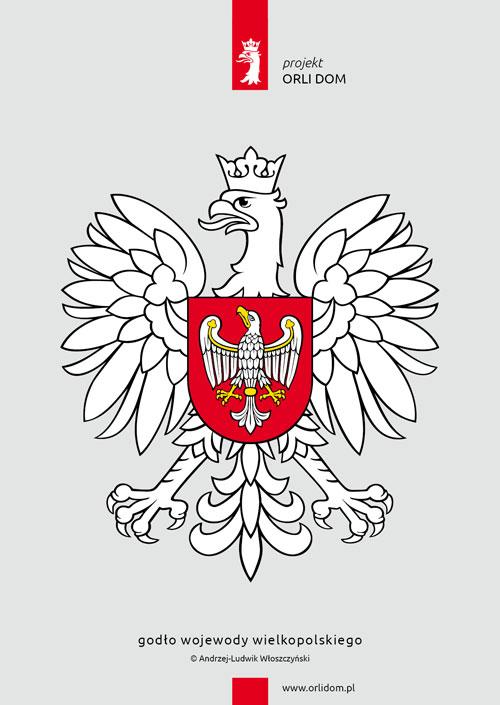 godło wojewody wielkopolskiego